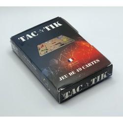 Jeux Cartes Tac-Tik SARL GORoutage - GO49 - CHEMILLE EN ANJOU