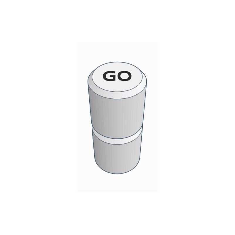 Pions Blanc pour jeux TACTIK - GO49 - Chemillé en Anjou