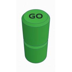 Pions Vert pour jeux TACTIK - GO49 - Chemillé en Anjou